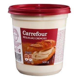 Requeijão Cremoso Carrefour com 30% de desconto