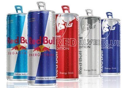Energético Red Bull Sabores com 30% de desconto