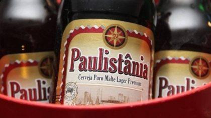 [18+] Ganhe uma Cerveja Paulistânia: na compra de um balde com 4 Paulistânia, ganhe a 5ª garrafa (Shopping Nações Unidas)