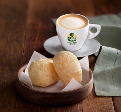 2 Pães de Queijo + Café Expresso por apenas R$13,90 (Eldorado)