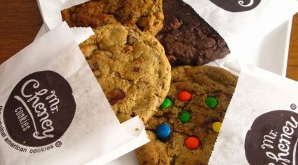 (Shopping Nações Unidas) Pague 3 e leve 4 Cookies