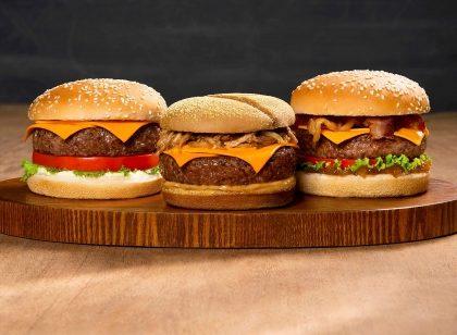Todos os Hambúrgueres com 15% de desconto! (Osasco)