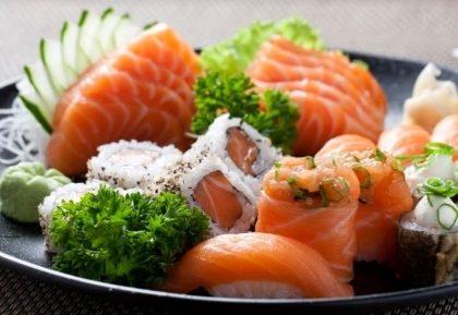 Festival do Salmão: Rodízio Japonês completo por R$ 54,90 (sábado e domingo)
