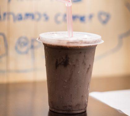 Milkshake por apenas R$12,90!