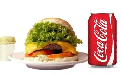 Combo: X-Salada + Fritas + Refrigerante por apenas R$23!