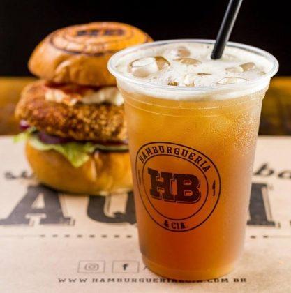 Burger + Fritas Clássicas + Chá HB + Churros por apenas R$29,50!