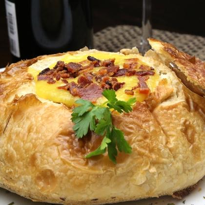 Sopinha Cremosa no Pão Italiano por apenas R$14,90