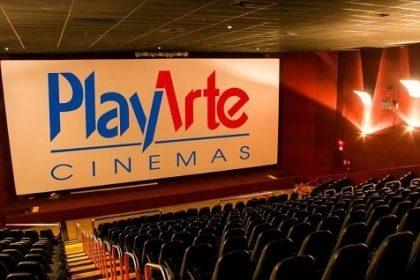 Ingresso de Cinema 2×1: Compre 1 inteira e ganhe outra na PlayArte!