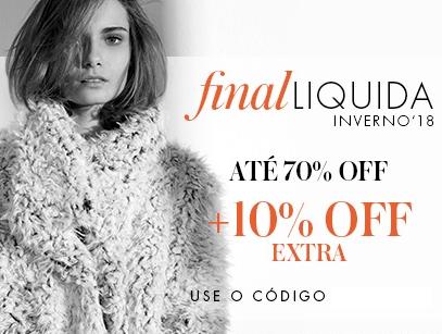 Liquidação até 70% OFF + Cupom de 10% OFF em itens selecionados na Shop2gether!