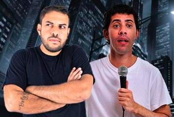 50% de desconto na Noite de Humor - Stand up Comedy!