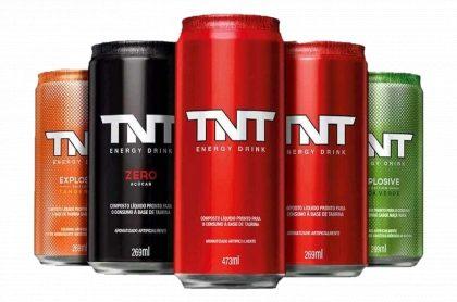Energéticos TNT 473ml por apenas R$ 5,49!