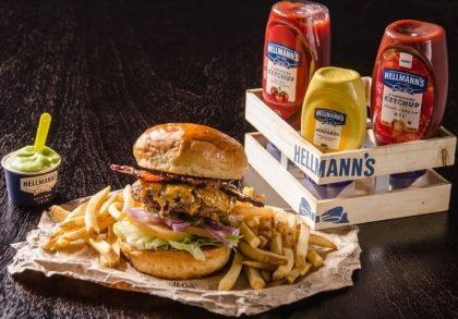 GANHE 1 Cheese Burger na compra de Burger Especial + Batata + Refrigerante ou Água