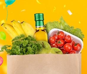 Cupom de 30% OFF em mercado pelo site do Carrefour!
