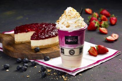 Frappé Cheesecake com 30% de desconto ♡