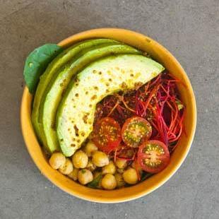 (DELIVERY) Bowl Vegetariano com 20% de desconto!