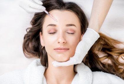 Tratamento de Botox com Toxina Botulínica por 10x de 19,90!