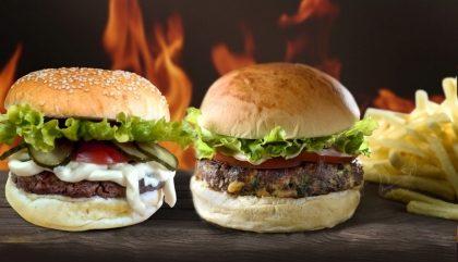 GANHE Burger Gladiador na compra do combo Burger Guerreiro + Fritas + Refri