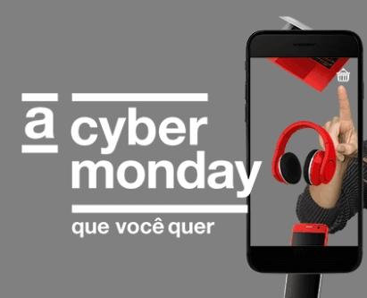 Cyber Monday Americanas.com! Até 80% OFF + Cupom de 10% OFF extra!