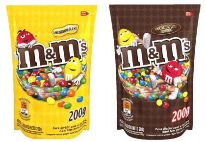 M&M'S com 25% de desconto!