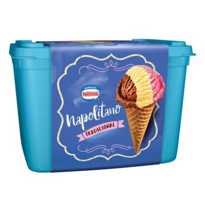 Sorvetes Nestlé com 25% de desconto!