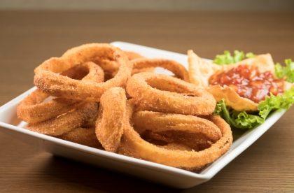 Porção Onion Ring por apenas R$ 20,30!