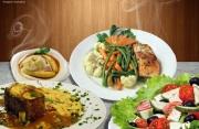 Jantar com 50% de desconto em TODO o cardápio!