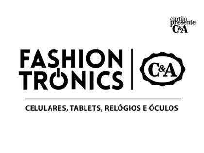 5% OFF em Fashiontronics