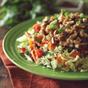 Thai Crunch Chicken Salad with Peanut Dressing
