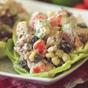 Southwest Chicken Salad Lettuce Wraps