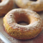 Clean Eating Pumpkin Spice Donuts