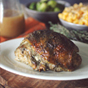 Maple Glazed Turkey Breast with Apple Cider Gravy