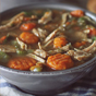 Homestyle Turkey Soup