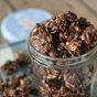 Chocolate Lovers Protein Granola