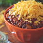 Crockpot Sweet Potato Turkey Chili