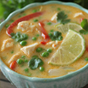 15 Minute Thai Chicken Soup