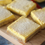 Clean Eating Lemon Bars