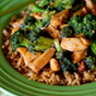 Chinese Style Crockpot Chicken & Broccoli