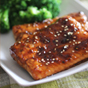 Clean Eating Asian Glazed Salmon