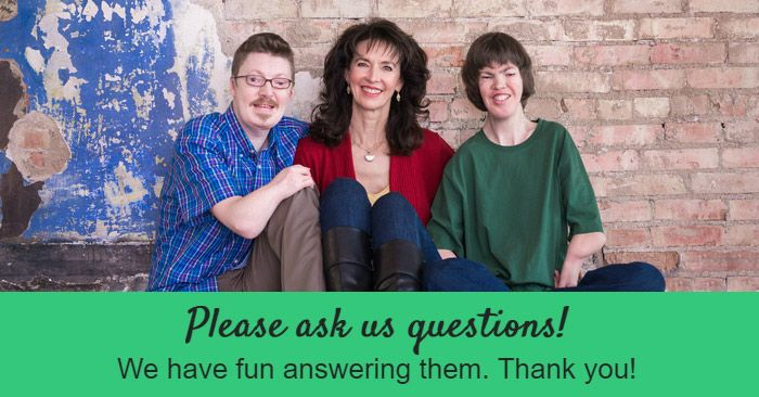Frequently Asked Questions. Photo by Season Atwater Photography