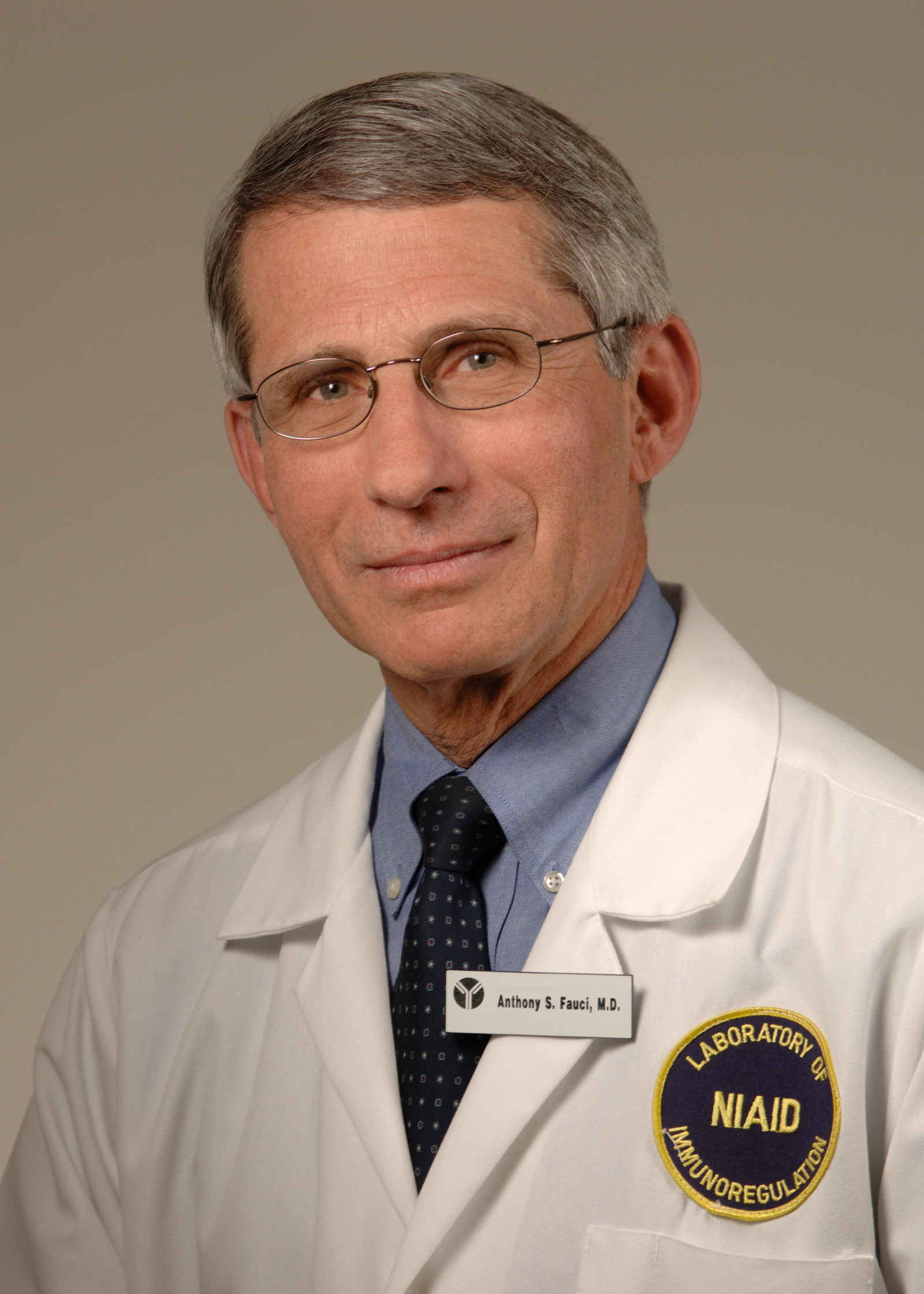 Dr. Anthony (Tony) S. Fauci, M.D., NIAID Director