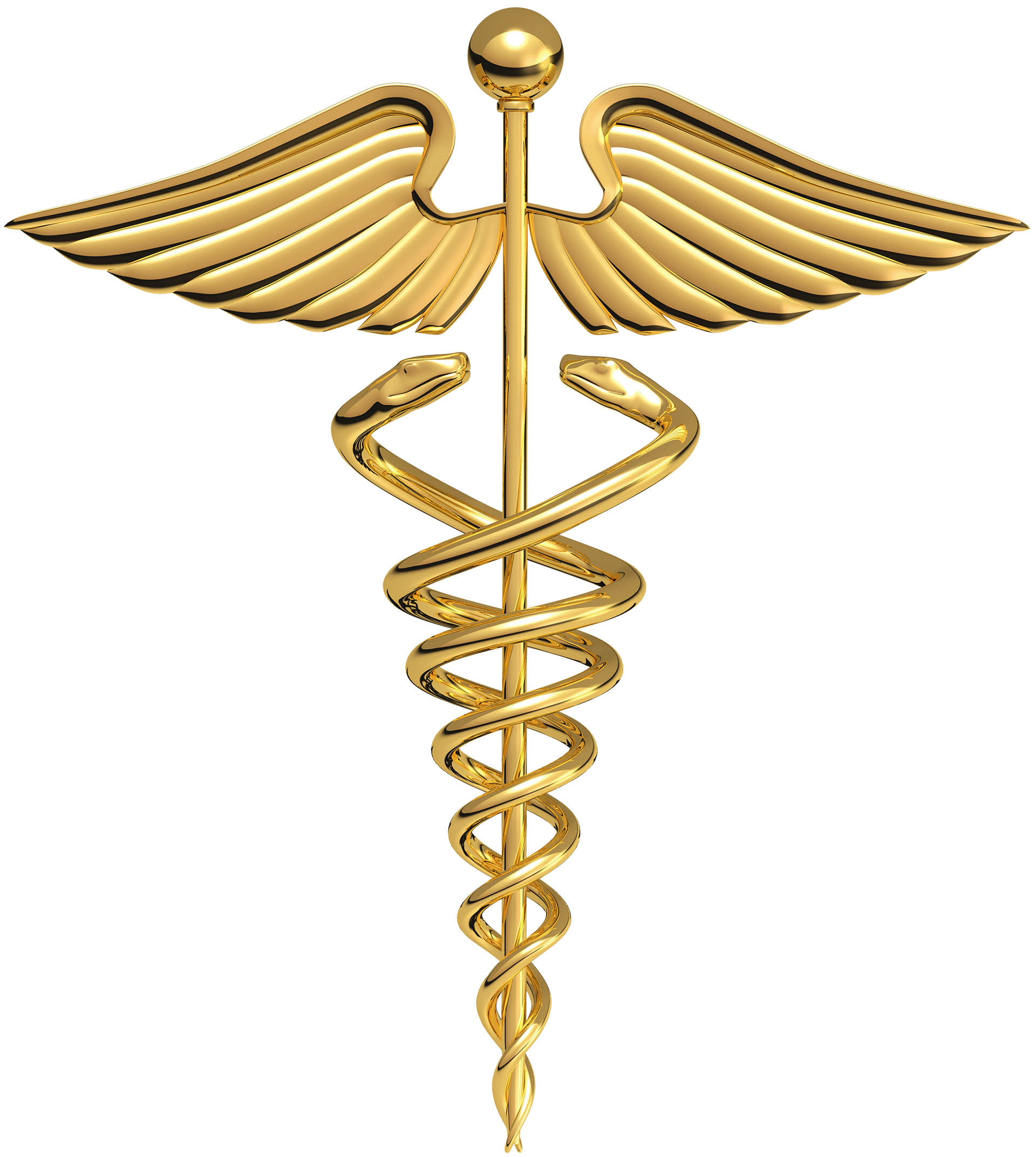 Caduceus - HEALTH - Messenger of the gods - DO NO HARM - FEAR NOT - BE NOT AFRAID - CAUSE NO PAIN - BE AS PAINLESS AS POSSIBLE - CAUSE NO FEAR - DO NOT BE SCARY
