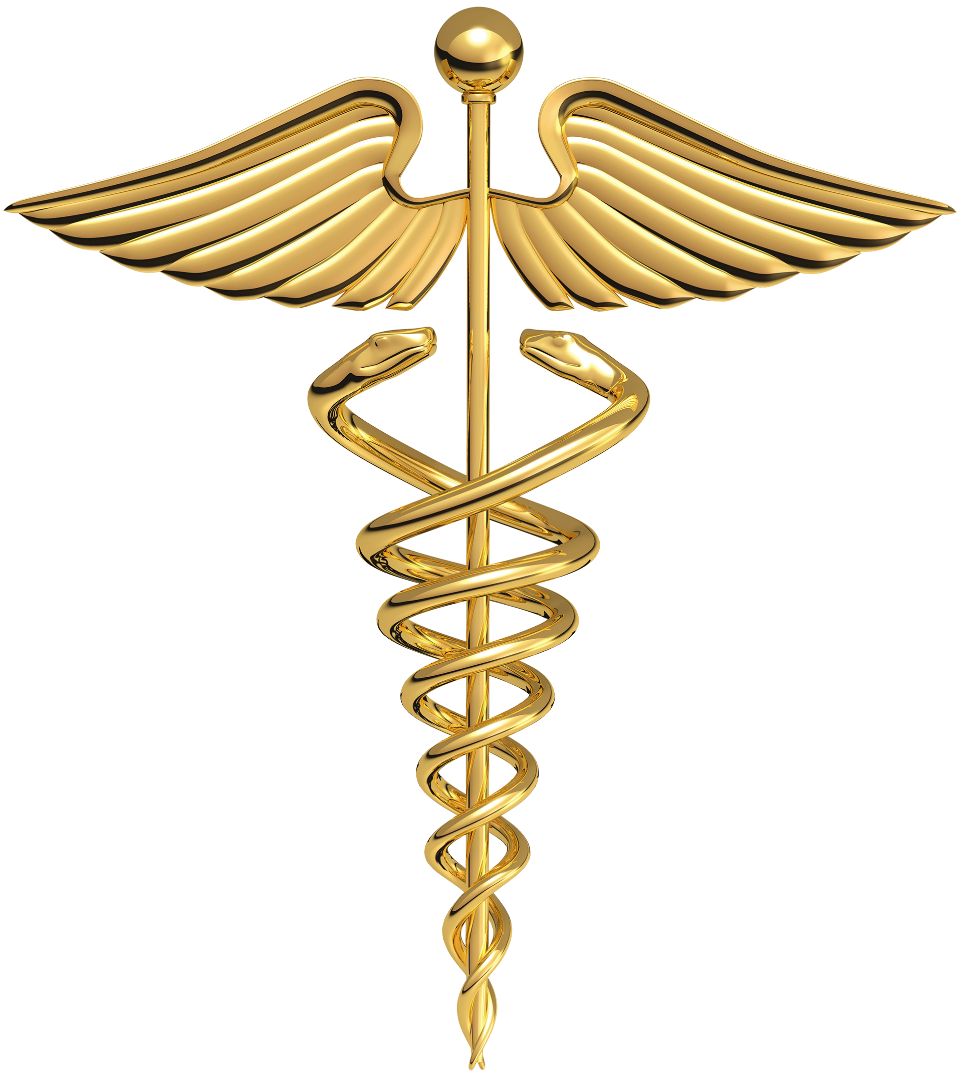 Caduceus - HEALTH - Messenger of the gods - DO NO HARM