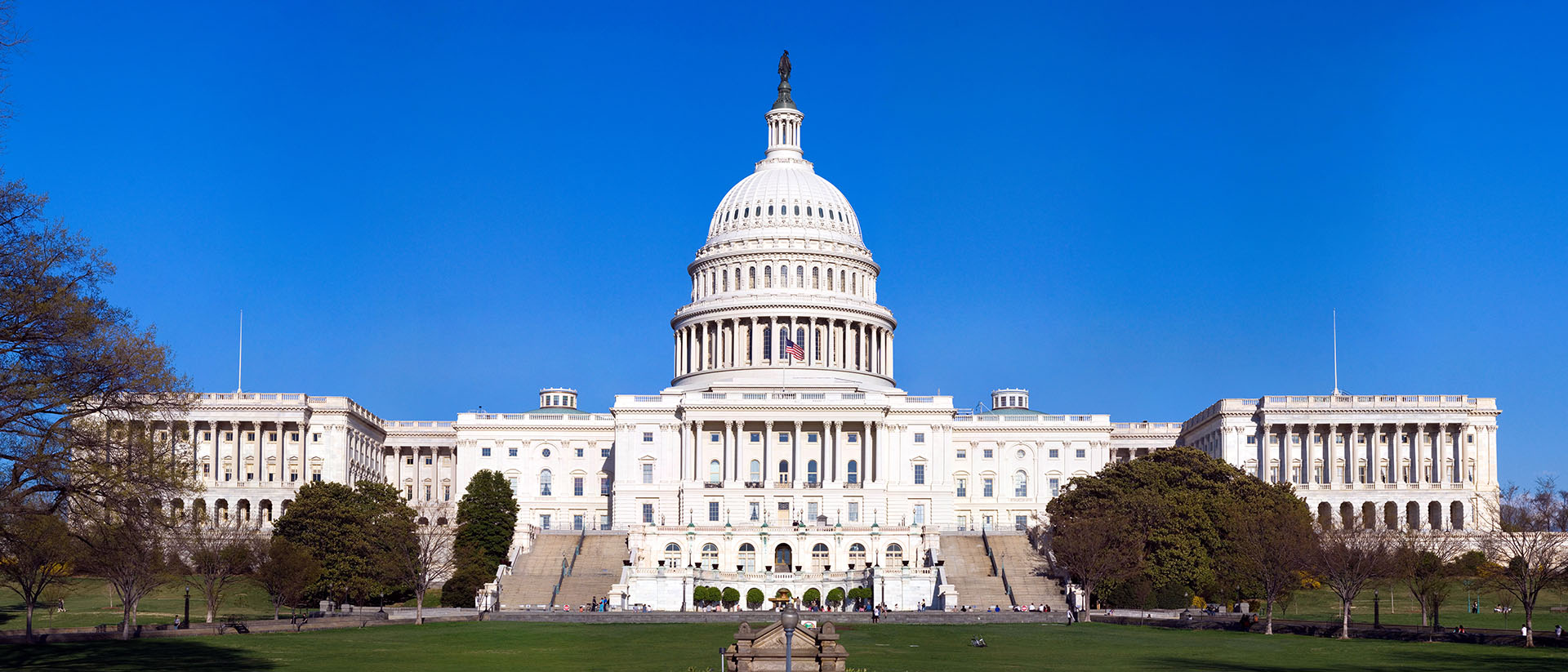 The Capitol Building - The Congress of the United States of America