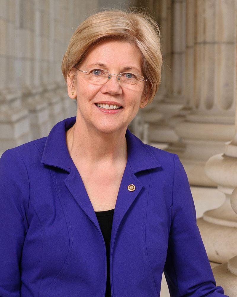 United States Senator Elizabeth Warren