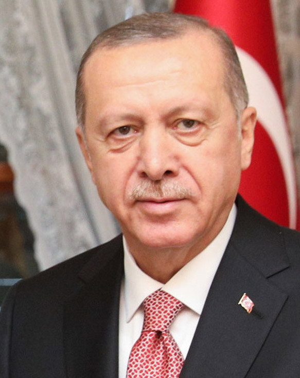 Recep Tayyipo Erdogan - President of Turkey