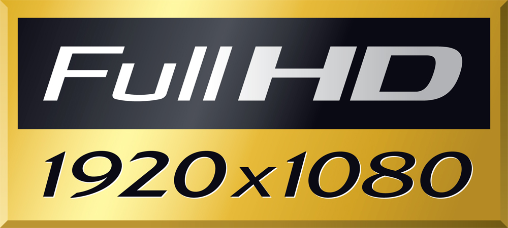 Full HD is 1920x1080