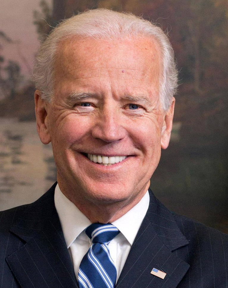 President Joe Biden of the United States of America