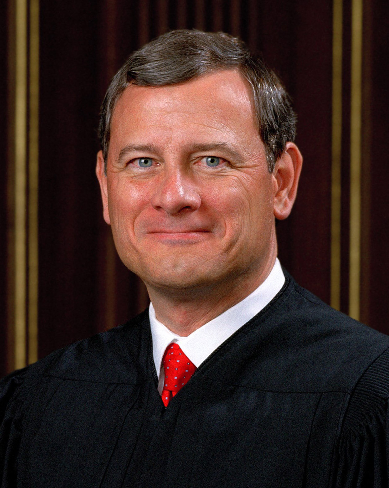 John Roberts - Chief Justice of the United States Supreme Court of ALL of We the People
