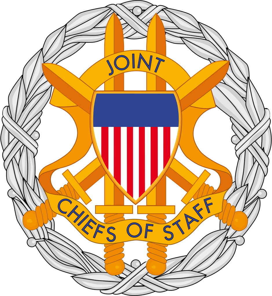 Top Brass - The United States of America Joint Chiefs of Staff Seal
