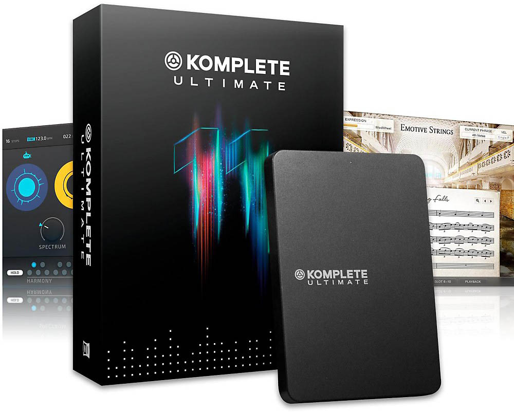 KOMPLETE 11 ULTIMATE